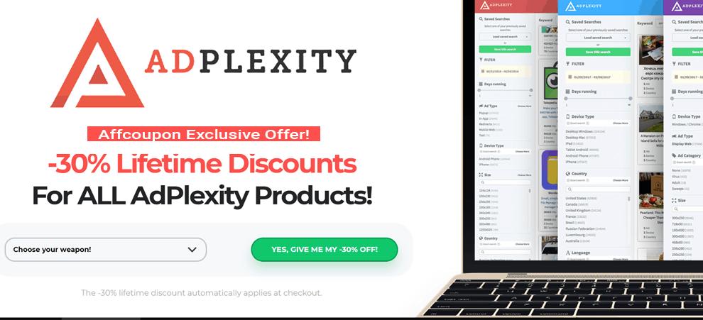 adplexity discount
