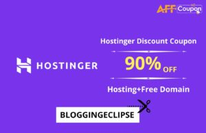 Hostinger Discount Coupon